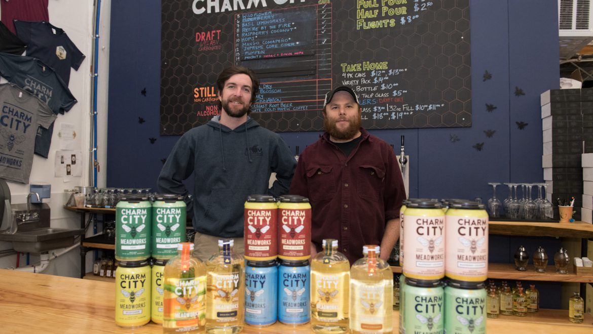 Entrevista com James Boicourt – Proprietário da Charm City Meadworks